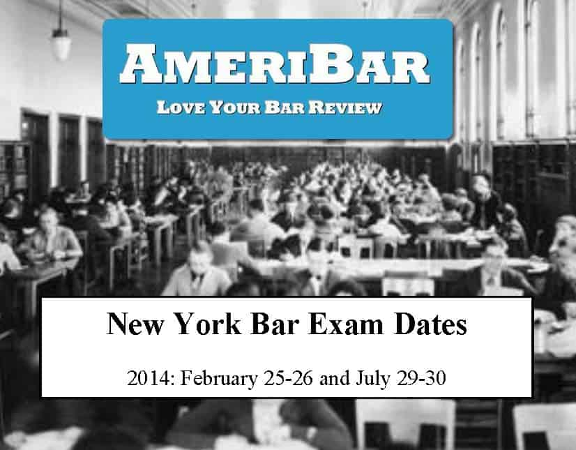 new york bar essays Preparing for the bar exam in addition to the bar exam, new york bar exam demystify the bar exam and receive feedback on actual bar exam essays and mbe.