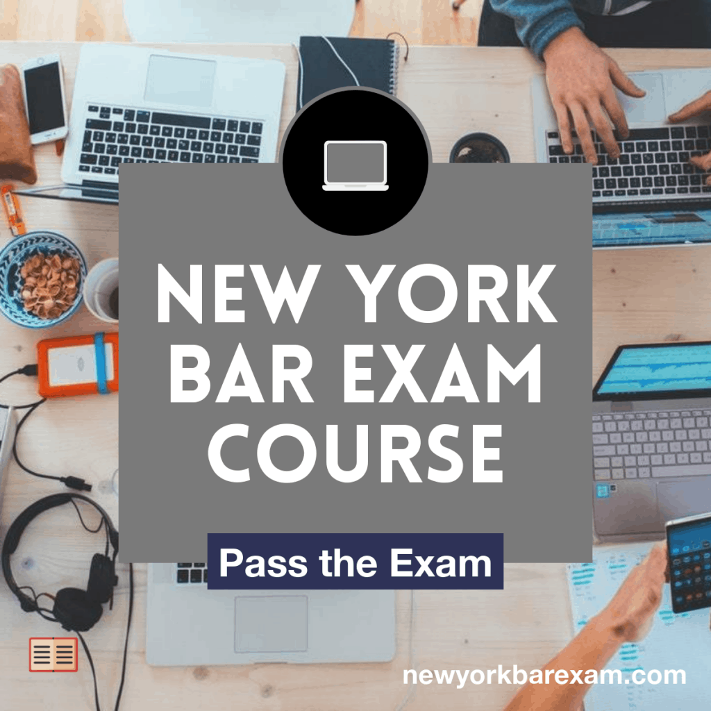 New York Bar Exam Course